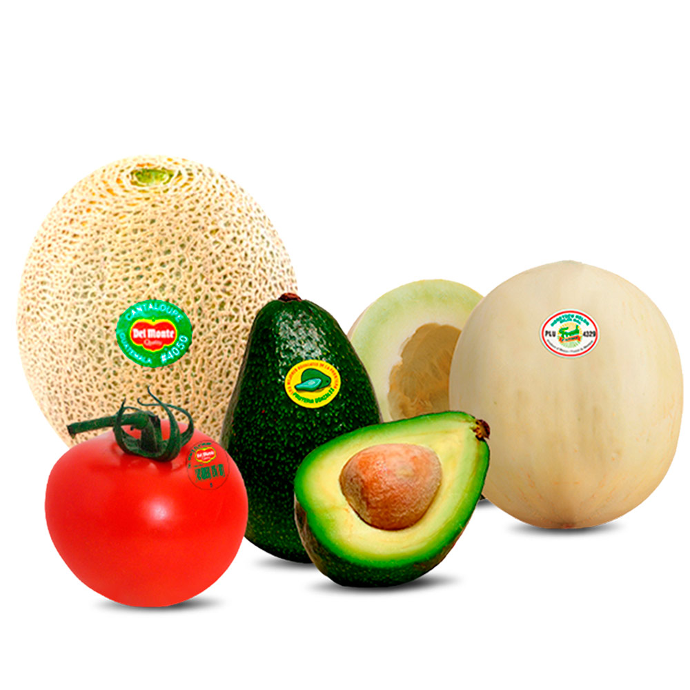 Etiquetas para Fruta y Verdura