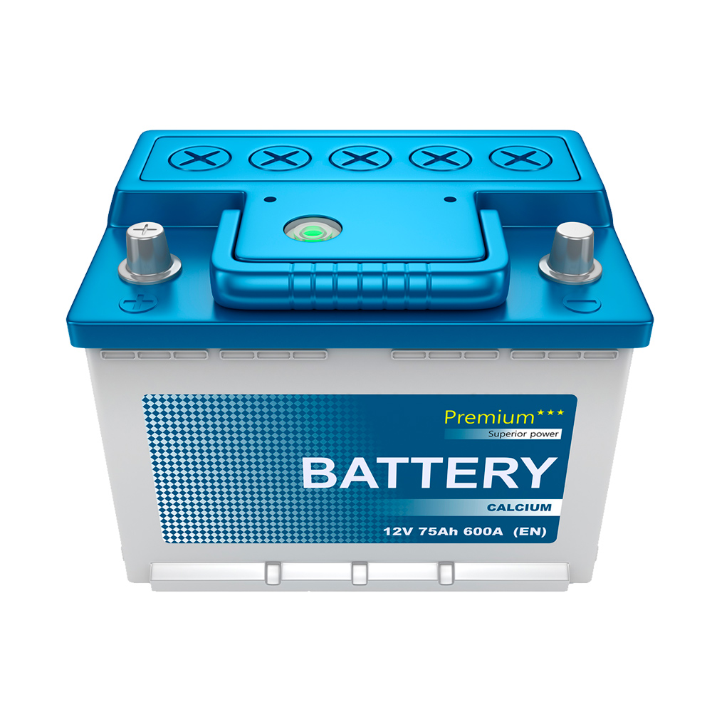 Etiquetas para baterías y depósitos del motor