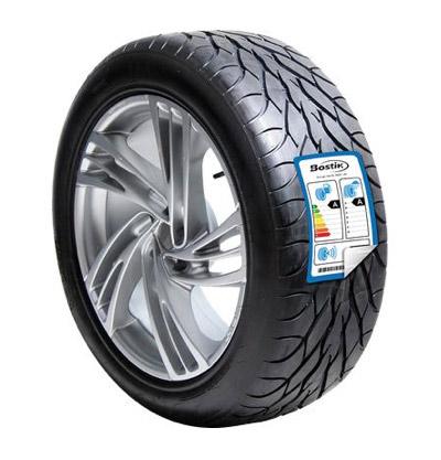 Etiqueta de identificación para neumáticos