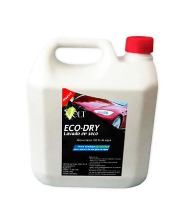 Etiquetas de marca para productos de limpieza automotriz