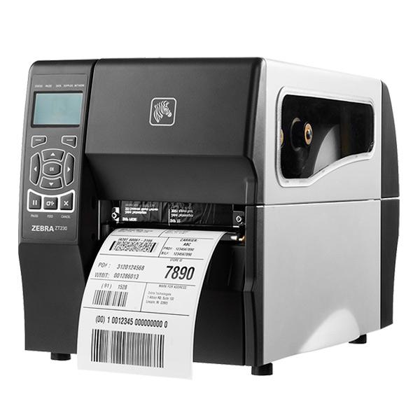 Impresora industrial Zebra ZT230