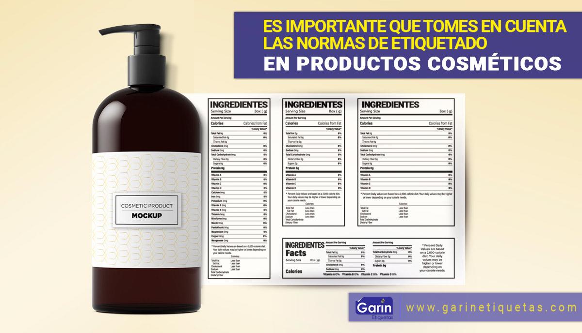 ¿Distribuyes productos cosméticos?