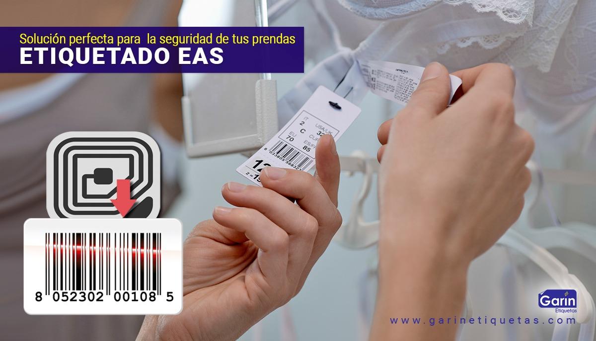 Etiquetas EAS