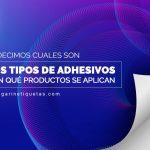 adhesivos